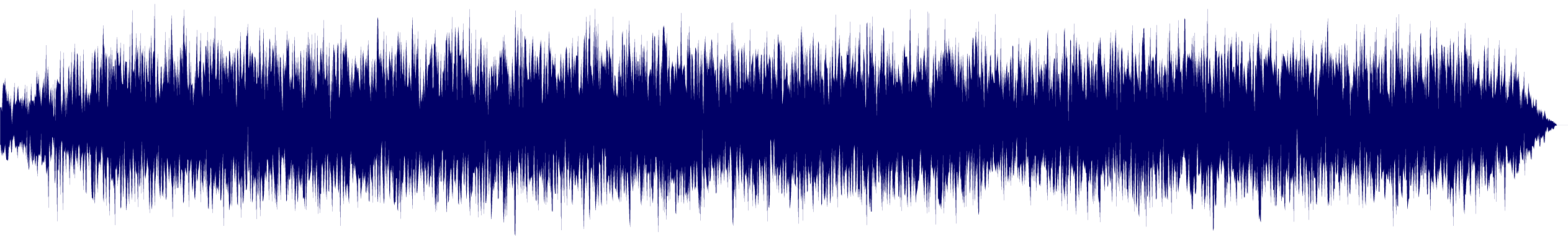 waveform of track #102061