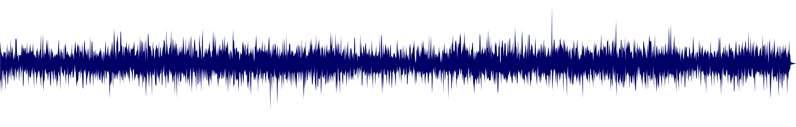 waveform of track #103316