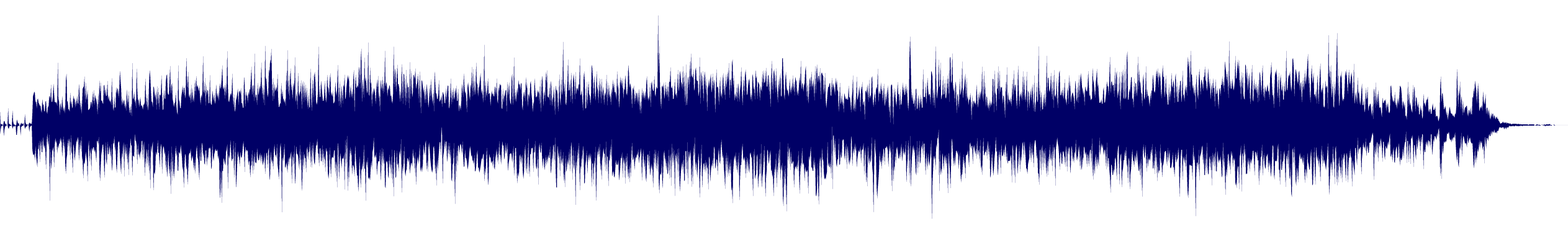 waveform of track #103617