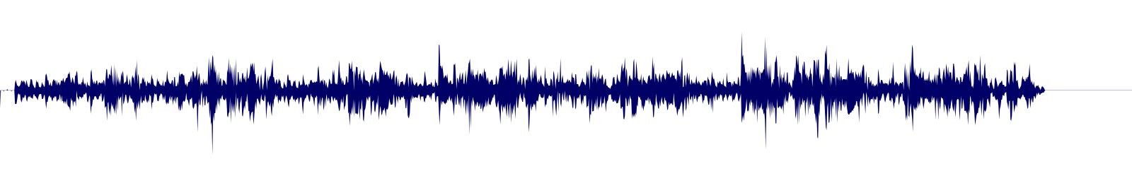 waveform of track #103681