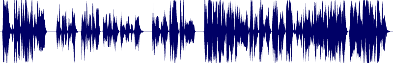 waveform of track #103738