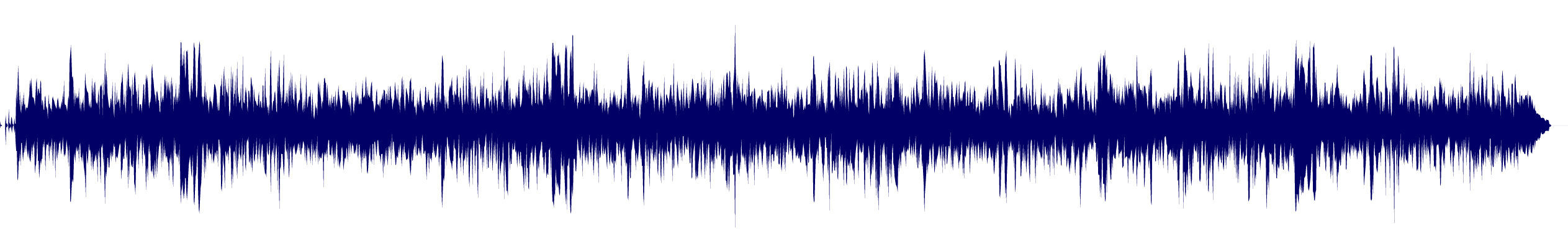 waveform of track #104113
