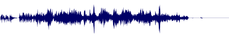 waveform of track #104699