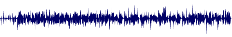 waveform of track #104781