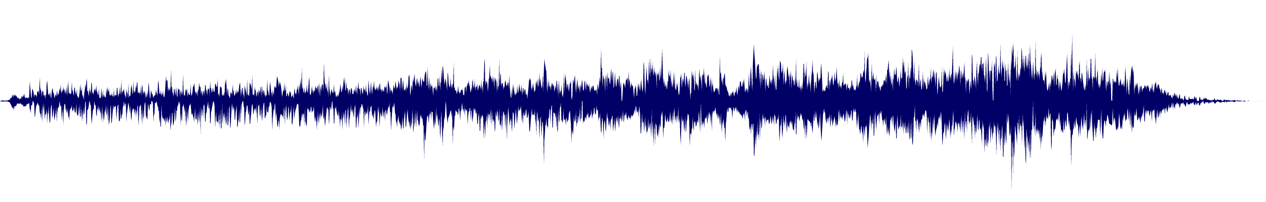 waveform of track #104874
