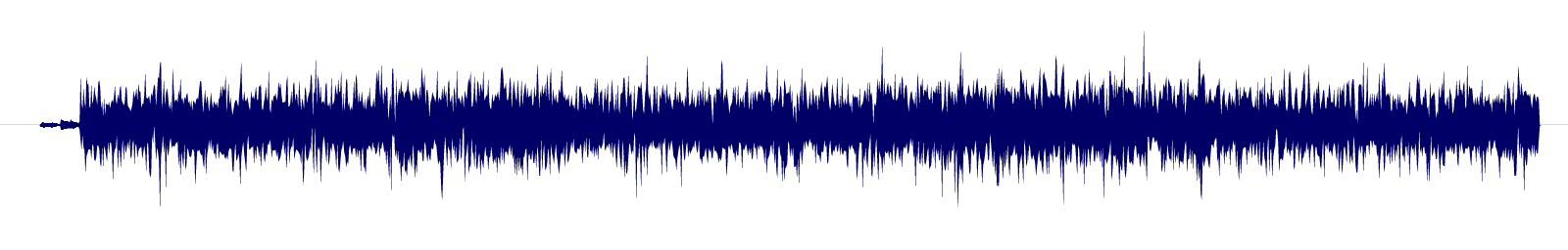 waveform of track #104991