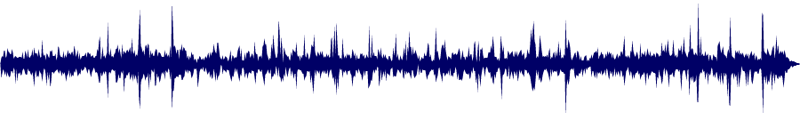 waveform of track #105020