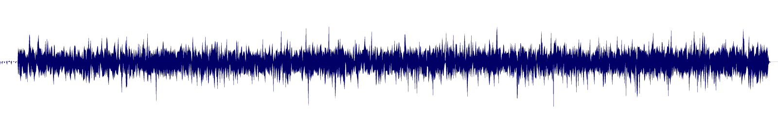 waveform of track #105067