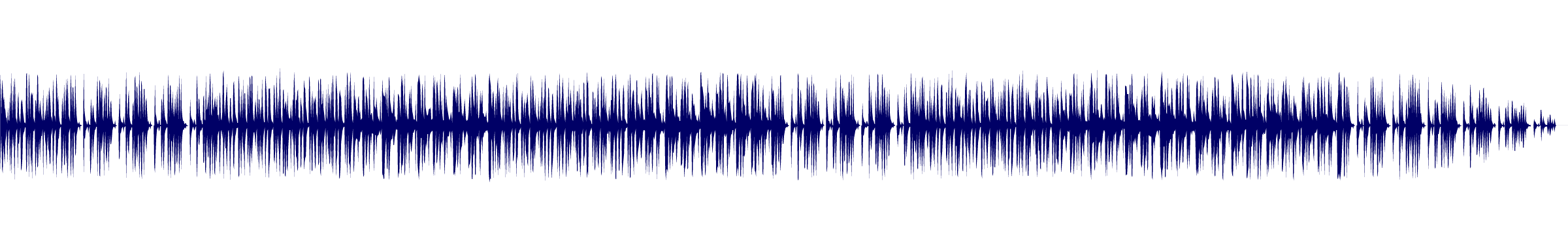 waveform of track #105192