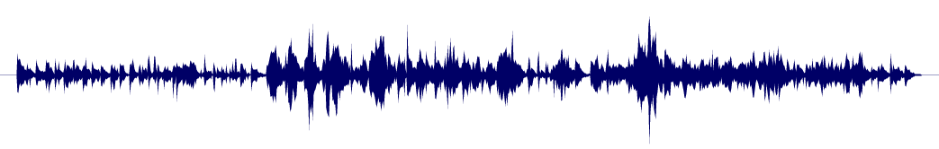 waveform of track #105287