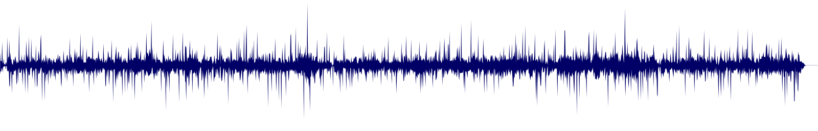 waveform of track #105444
