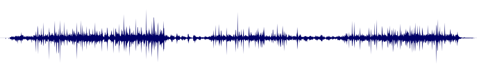 waveform of track #105519