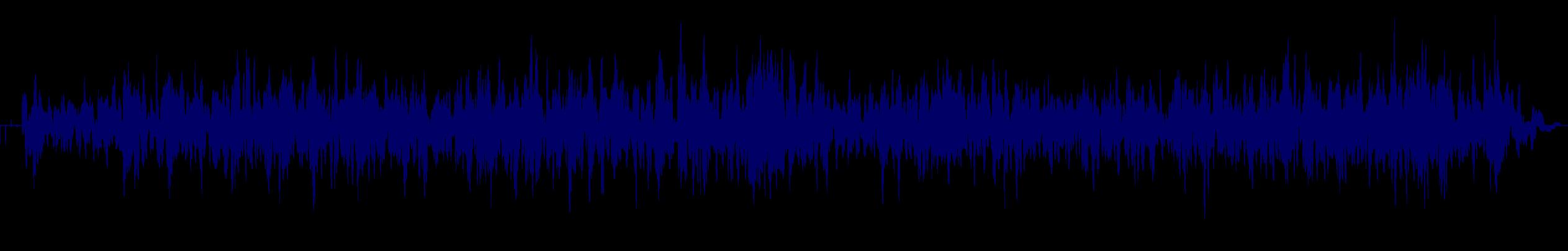 waveform of track #105699