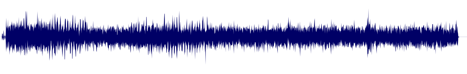 waveform of track #106420