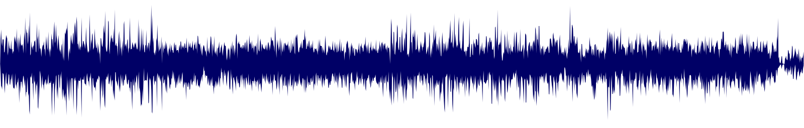 waveform of track #106650