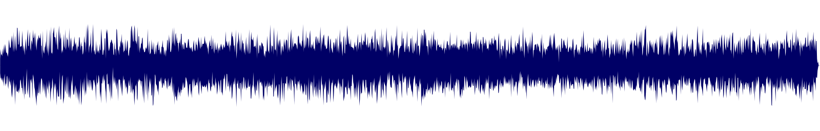 waveform of track #106768