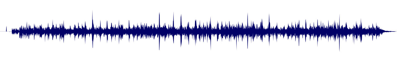 waveform of track #107052