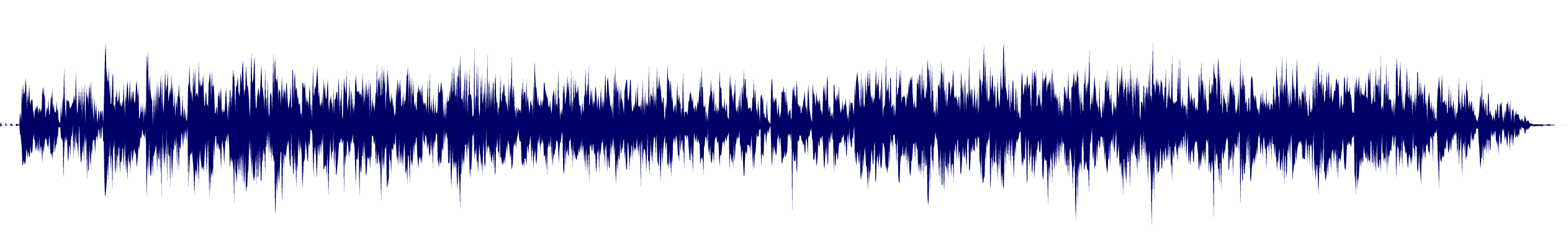 waveform of track #107134