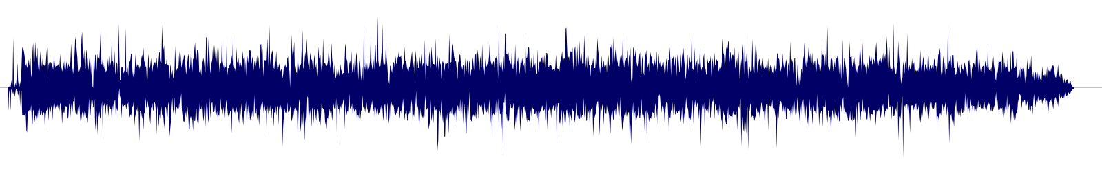 waveform of track #107682