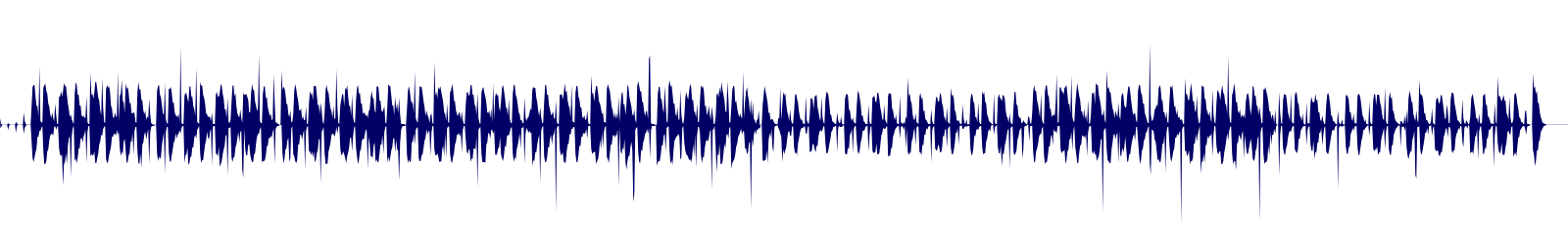 waveform of track #107702