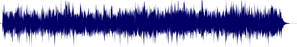 waveform of track #107789