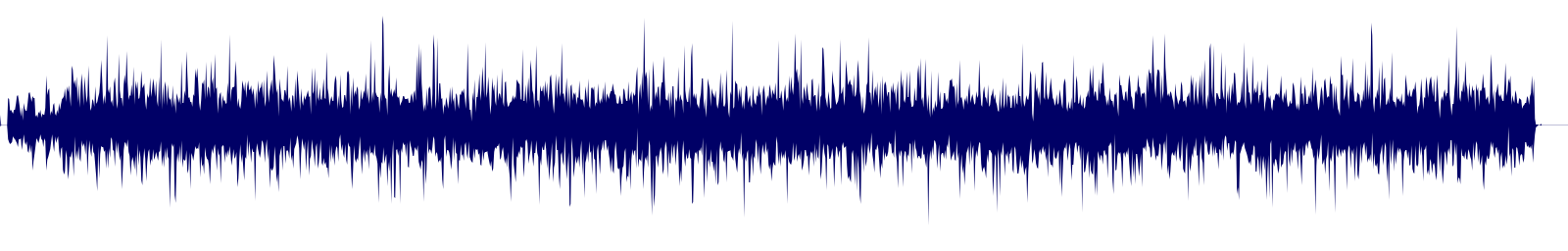 waveform of track #108769