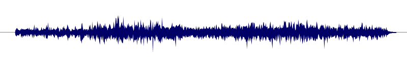 waveform of track #109000