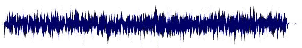 waveform of track #109010