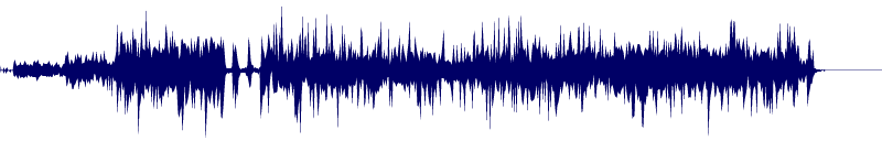 waveform of track #109016
