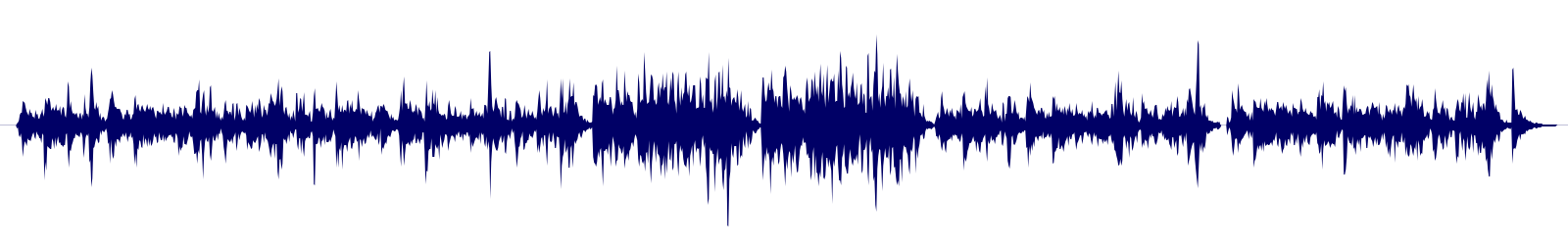 waveform of track #109025