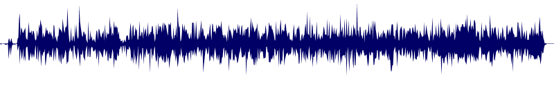 waveform of track #109038