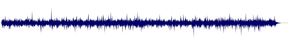 waveform of track #109245
