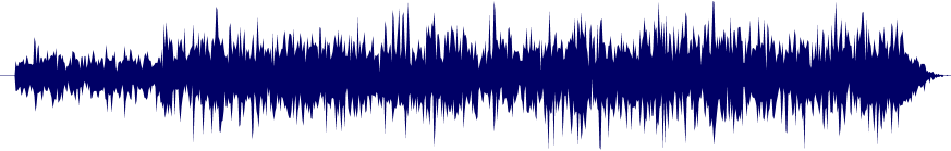 waveform of track #109260