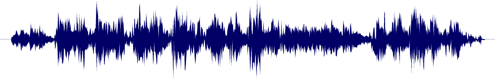 waveform of track #109270