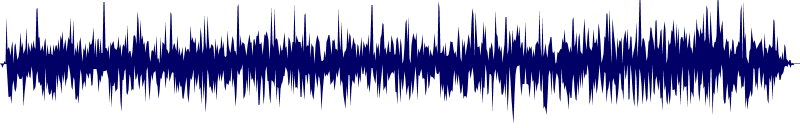 waveform of track #109284