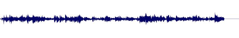 waveform of track #109289