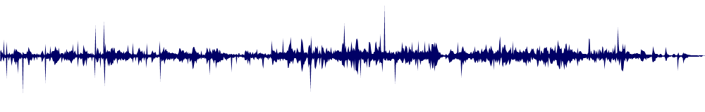 waveform of track #109481