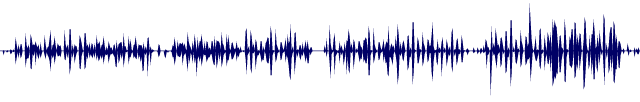 waveform of track #109508