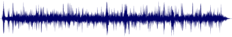 waveform of track #109538
