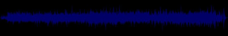 waveform of track #109551