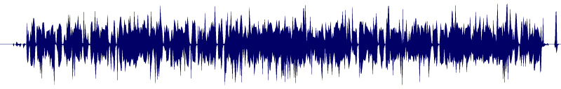 waveform of track #109564