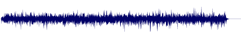 waveform of track #109578