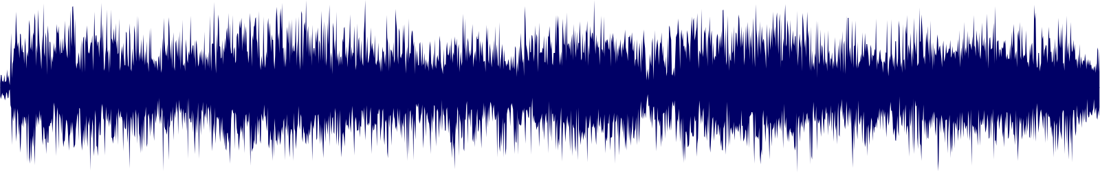 waveform of track #109692