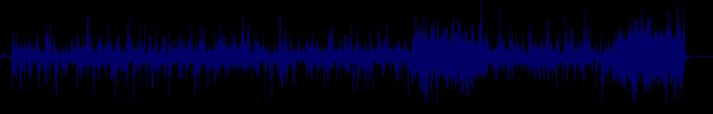 waveform of track #109710