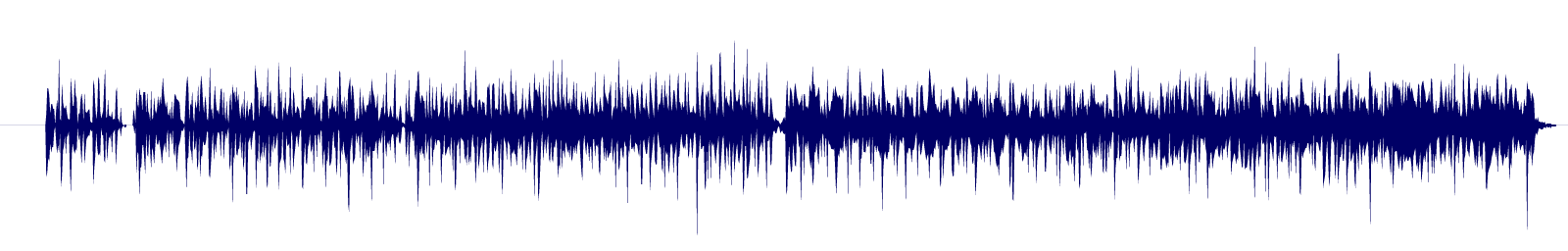waveform of track #109748