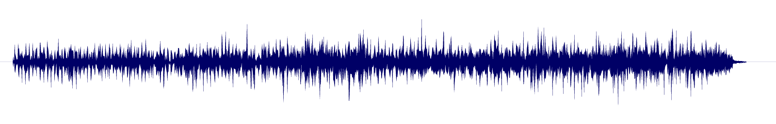 waveform of track #109749