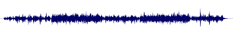 waveform of track #109833