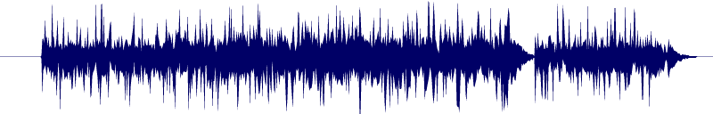 waveform of track #109854