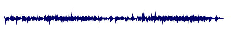 waveform of track #109899
