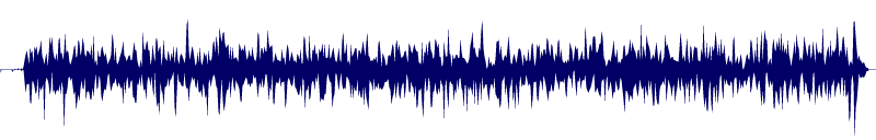 waveform of track #109912